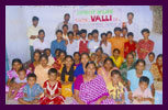 Holy Temple Church Orphans, Widows and Workers — Tadiparru, India. Gathering to Honor Bishop Dr. Valli and Spirit Of Life Fellowship Church USA