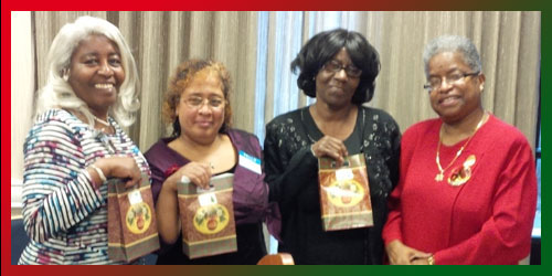 Women's Holiday Fellowship Event — December 12, 2015