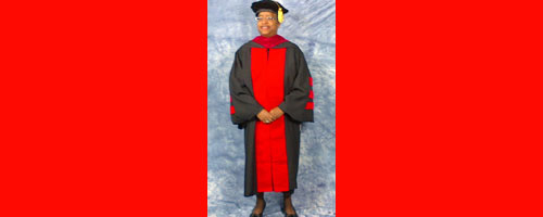 Bishop Dr. Valli Y. Walton Honored at Saint Thomas Christian University Commencement — August 24, 2013