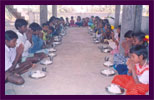Helping Hands To India extended by SOLF to Children's Orphan Homes.
