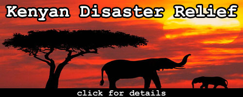 Kenyan Disaster Relief
