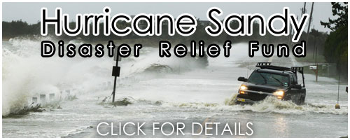 Hurricane Sandy Disaster Relief Fund