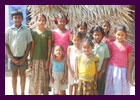 Dr. Valli's Village Orphan Home in Mandepeta, India.